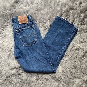Levi 517 Relaxed Bootcut Jeans